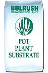 Pot plant substrate