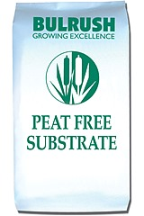 Peat free bedding substrate
